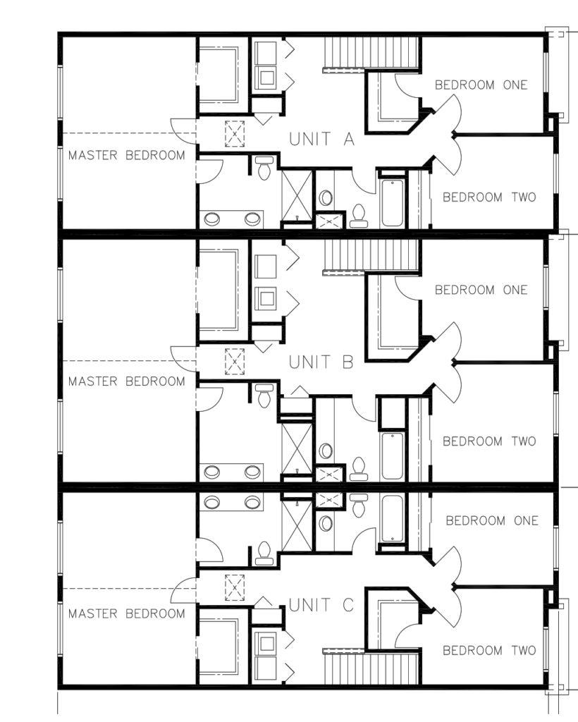 2nd Ave Floor Plans Floor 2